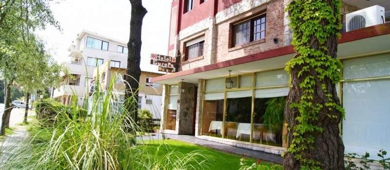 Hotel Europa en Pinamar Buenos Aires Argentina