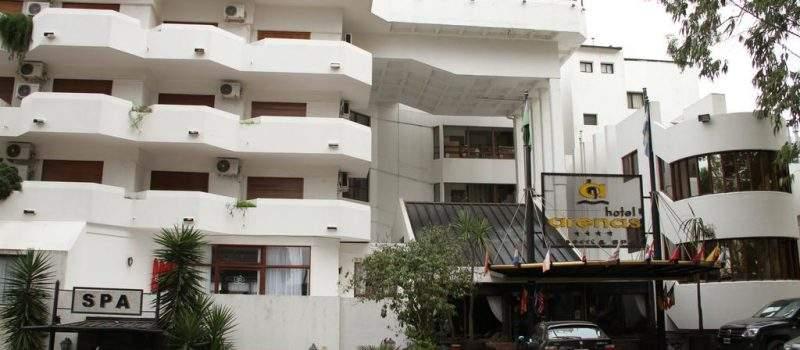 Hotel Arenas en Pinamar Buenos Aires Argentina
