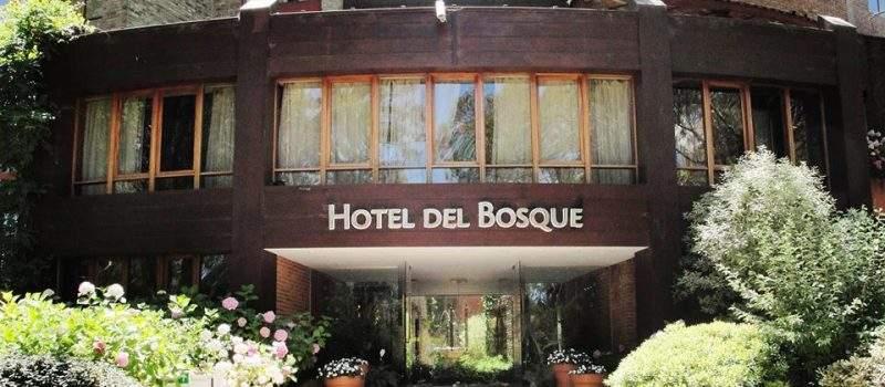 Hotel Del Bosque en Pinamar Buenos Aires Argentina