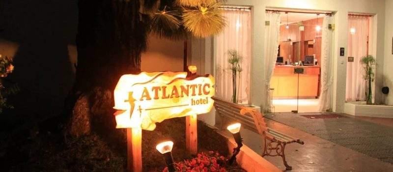 Hotel Atlantic en Pinamar Buenos Aires Argentina