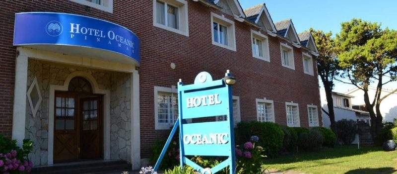 Hotel Oceanic en Pinamar Buenos Aires Argentina