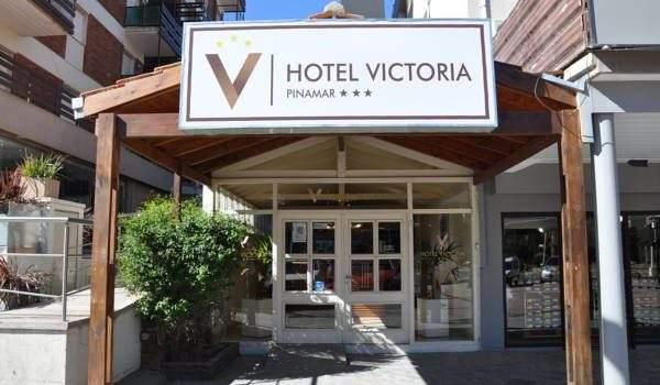 Hotel Victoria en Pinamar Buenos Aires Argentina