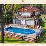 Pileta suite del bosque argentina suites