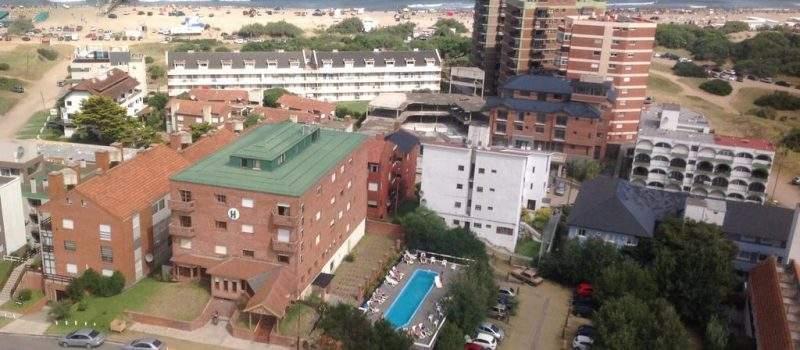 Hotel Eternia en Pinamar Buenos Aires Argentina